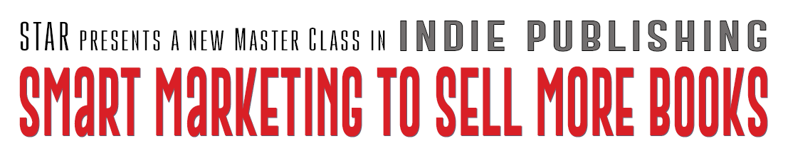 Master Class in Indie Publishing